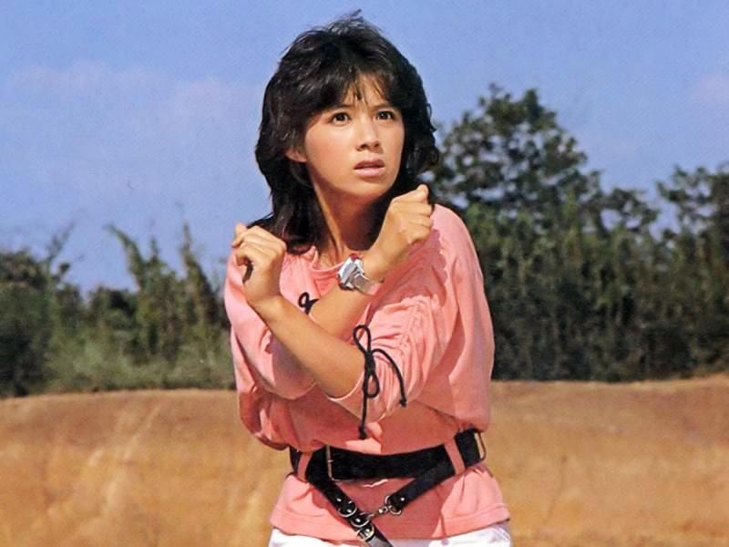 Bioman - Michiko Makino 02