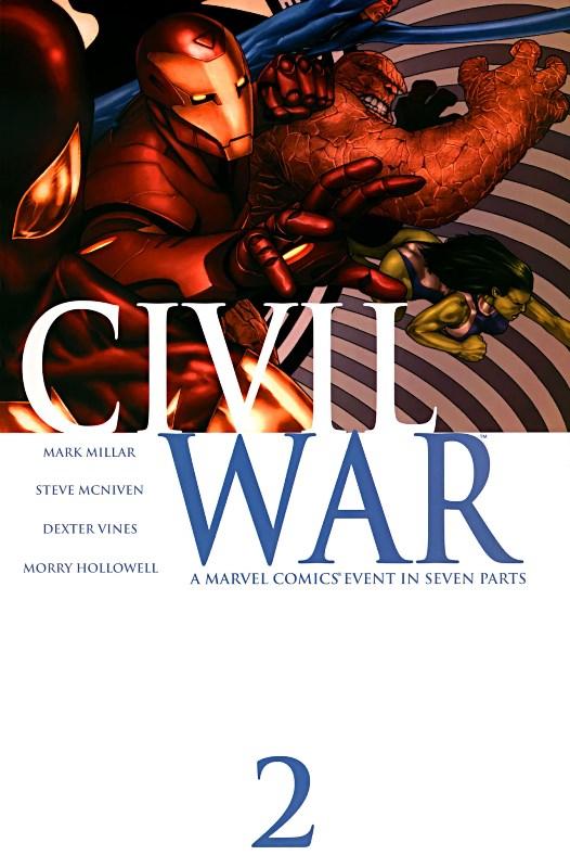 Civil War 02 - page 00