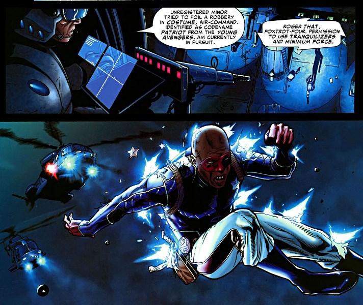 Civil War 02 - page 10