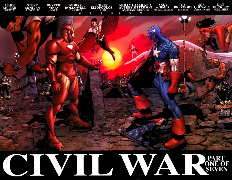 Civil War 09+10