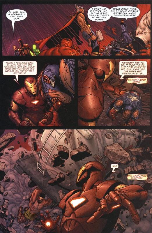 Civil War #4 06