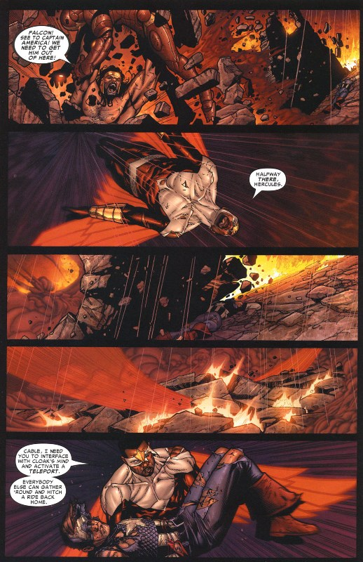 Civil War #4 08