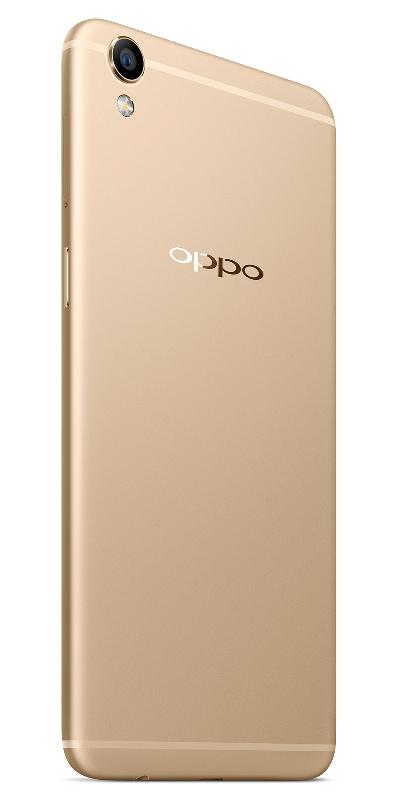 OPPO F1 Plus Gold_2