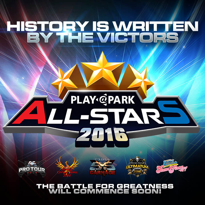 playpark all stars 2016 teaser