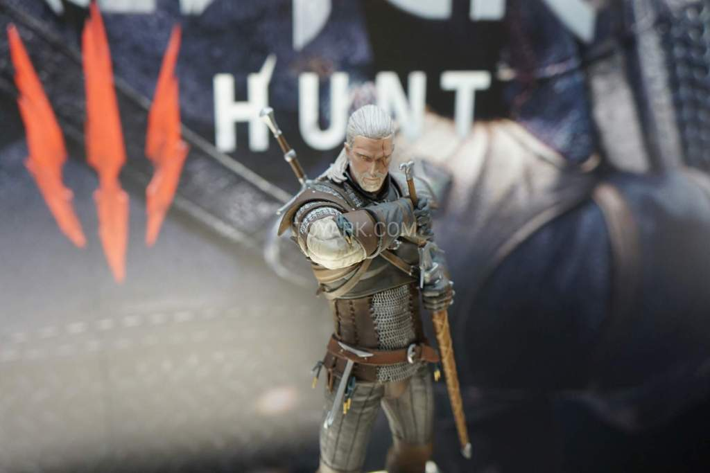 toyfair 2016 dark horse the witcher 3 (15)