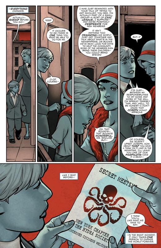 Captain America - Steve Rogers 001-029