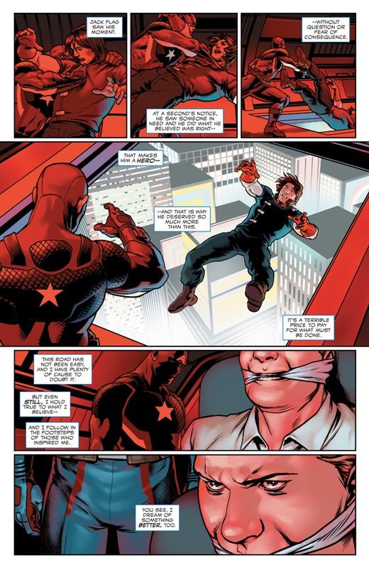 Captain America - Steve Rogers 001-030