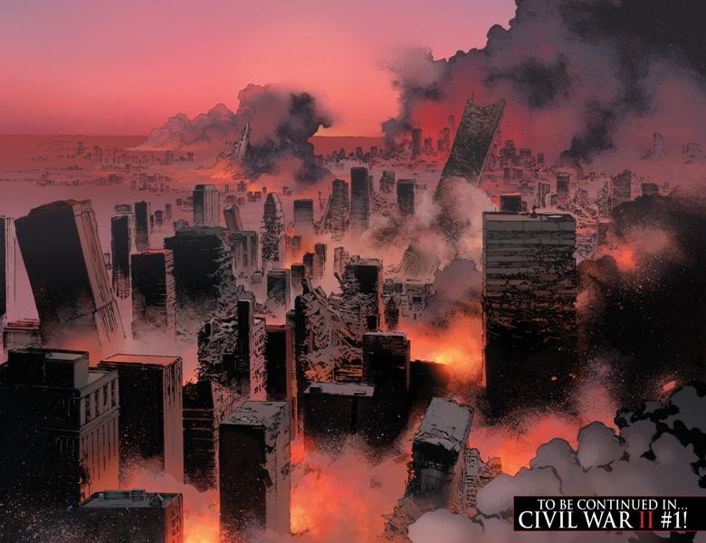 Civil War II (2016-) 000-020