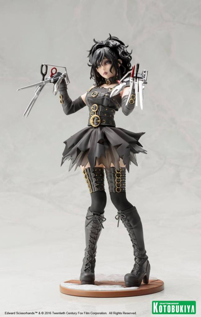 Koto-Female-Edward-Scissorhands-Statue-001