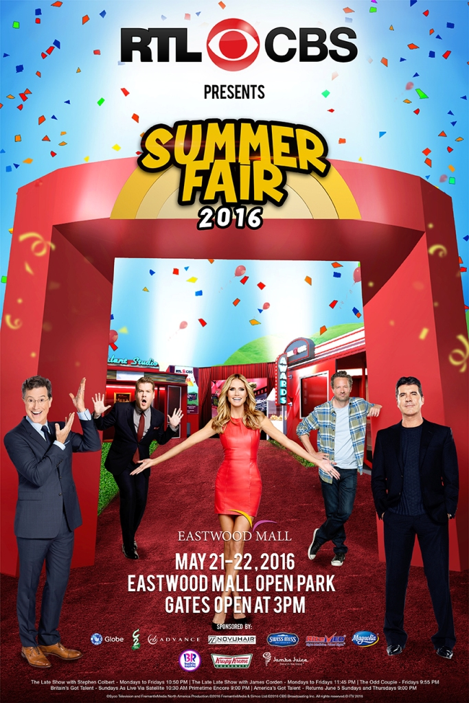 RTL CBS_SUMMER FAIR_POSTER