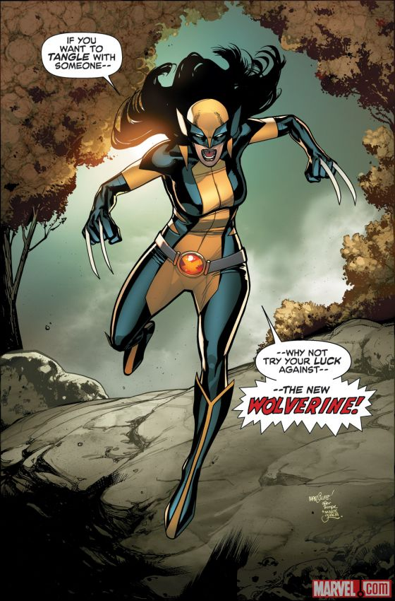 all new all different wolverine