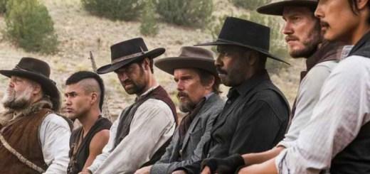 the magnificent seven 2016 cast