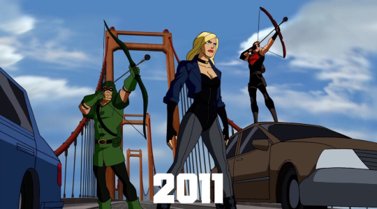 green_arrow_black_canary_relationship_thru_the_years (5)