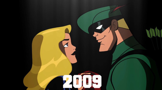 green_arrow_black_canary_relationship_thru_the_years (7)