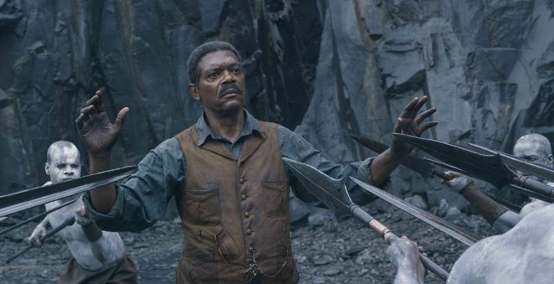 legend of tarzan samuel l jackson