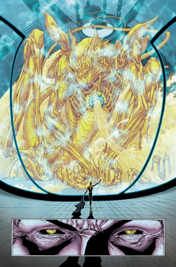 Hal Jordan and the Green Lantern Corps DC Rebirth Panel SDCC 2016 (3)