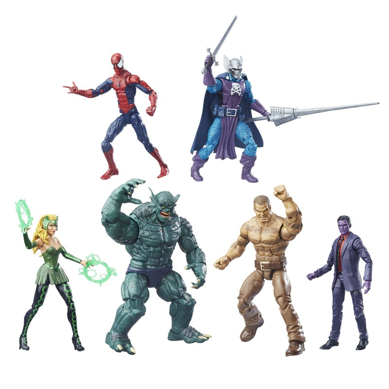 ML-THE-RAFT-LEGENDS-SERIES-6-Inch-Set-Loose1