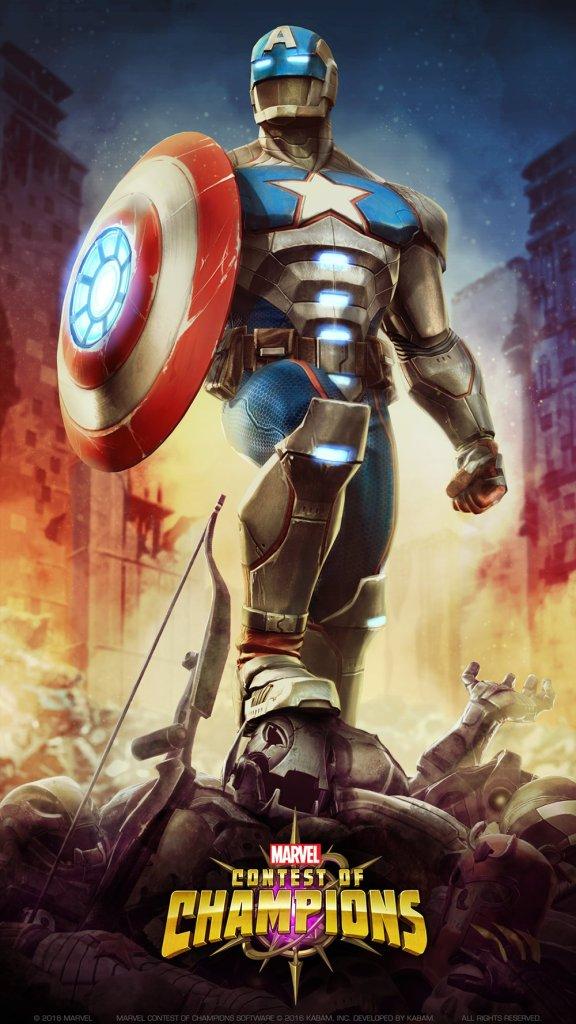 civil warrior marvel contest of champions