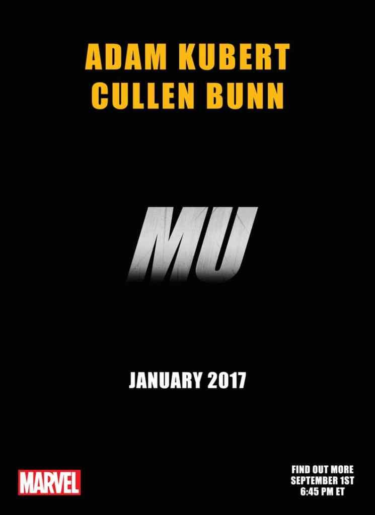 Marvel MU teaser bunn kubert