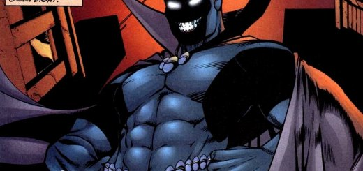 obsidian dc comics