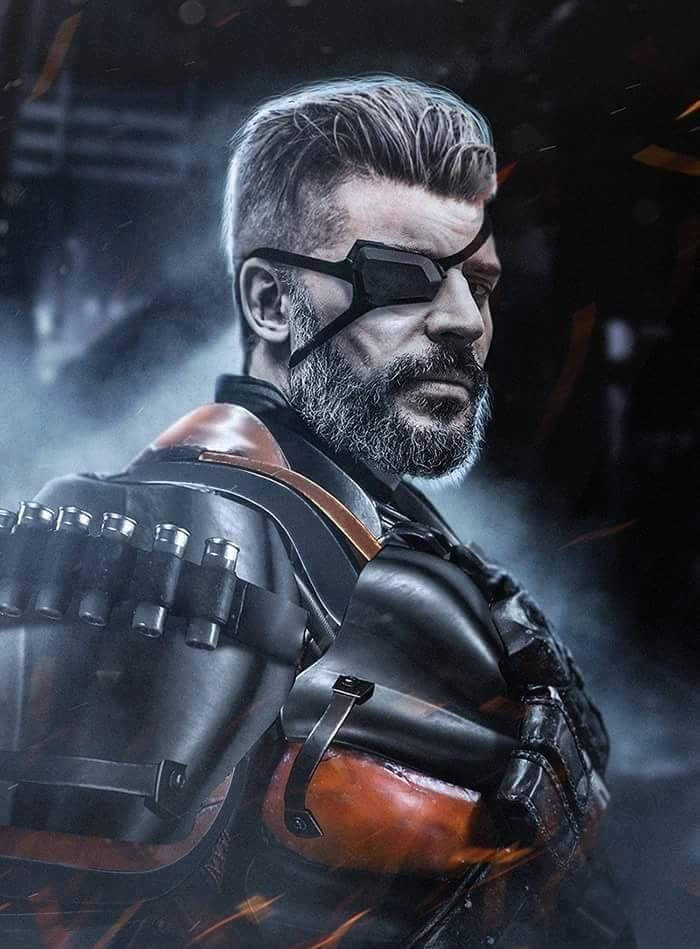 fanart joe manganiello as deathstroke dc expanded universe