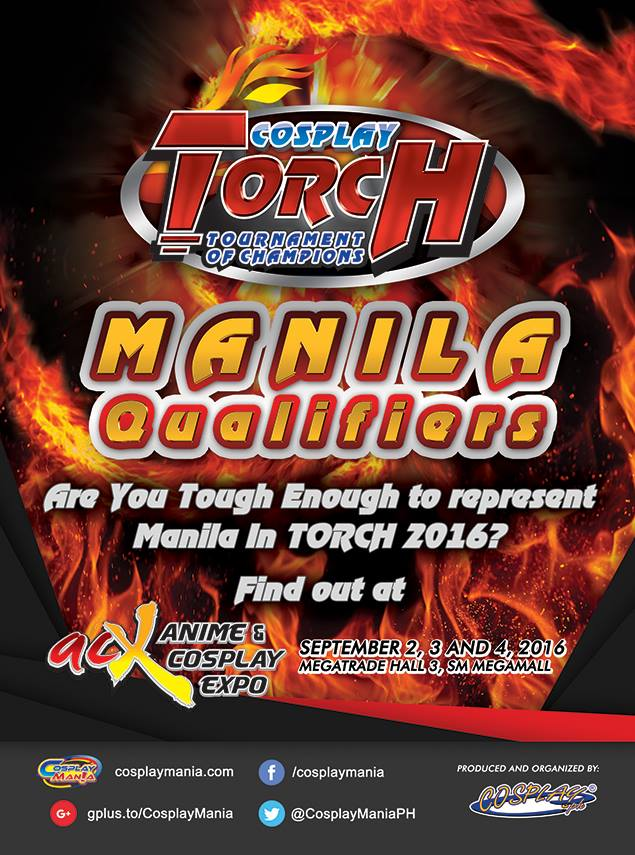 The Manila TORCH Team will be determined at ACX