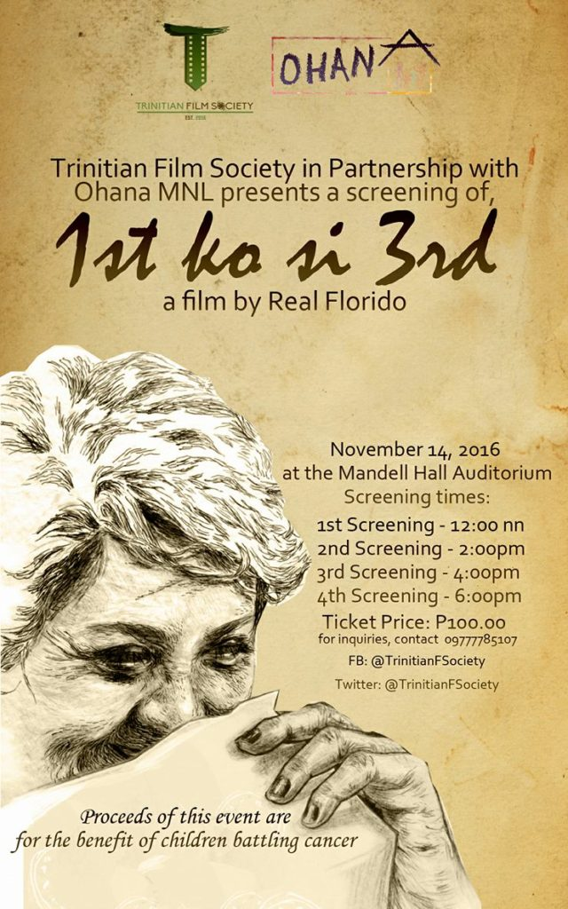 1stkosi3rd-trinitian-film-event