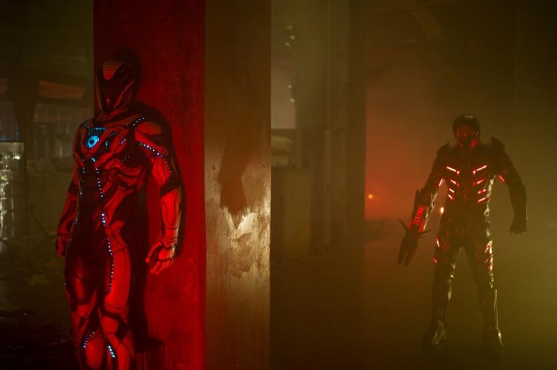 max steel armor