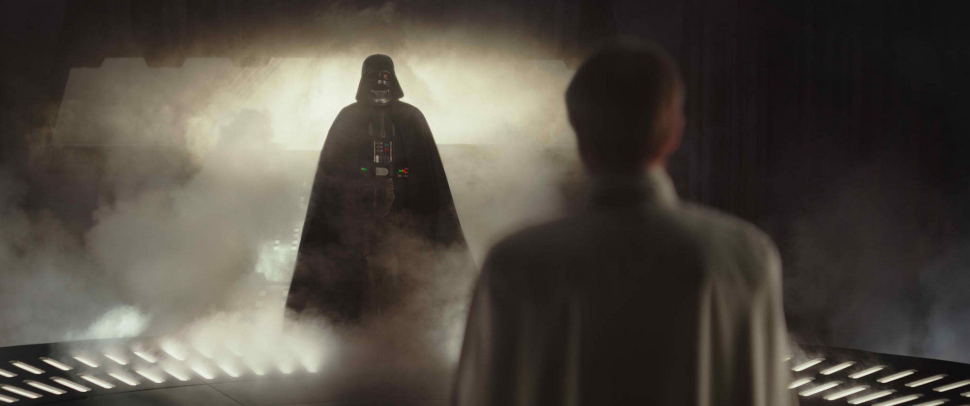 rogue one trailer 2 darth vader