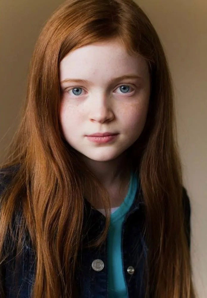 Sadie Sink as Max