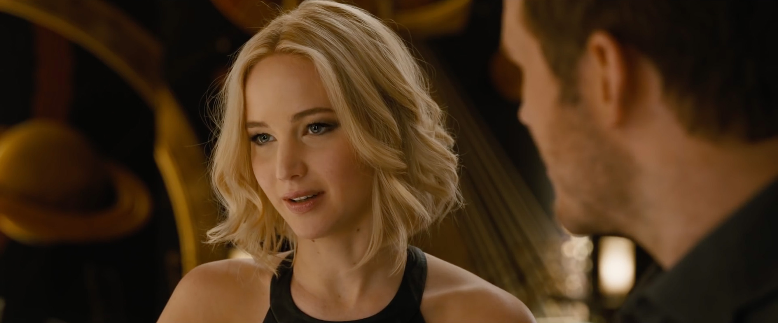 Jennifer Lawrence Embarks on an Interplanetary Journey in ...