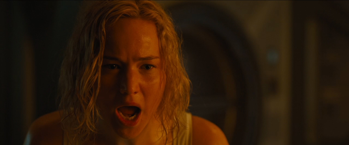 Jennifer Lawrence Embarks on an Interplanetary Journey in