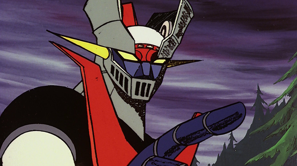 Visual Art for New Mazinger Z Anime Gekijōban Mazinger Z Released