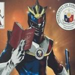 Captain DFA – DFA's Confusing Toku and Comicbook Hero