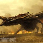 More Badass Dragons for EW's Coverage of Game of Thrones Season 7