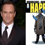 First Look at HAPPY! TV Series Adaptation Starring Christopher Meloni as Nick Sax
