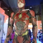 Closer Look at Ezra Miller's Flash Costume from Justice League