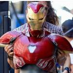 A Closer Look at the New Iron Man Armor for Avengers Infinity War
