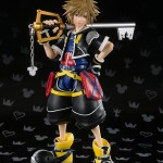 SH Figuarts Kingdom Hearts II Sora Official Photos