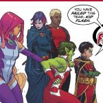 Damian Wayne: I Don't Speak Disney [Teen Titans # 9 Preview]