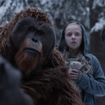 Young Actress Amiah Miller Plays Pivotal Role in WAR FOR THE PLANET OF THE APES