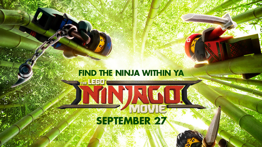 The LEGO Ninjago Movie Poster Now Online - The Fanboy SEO