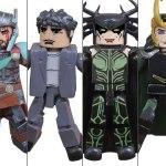 Thor: Ragnarok Minimates Boxset