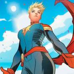 SDCC 2017 – Captain Marvel will be set in 90s