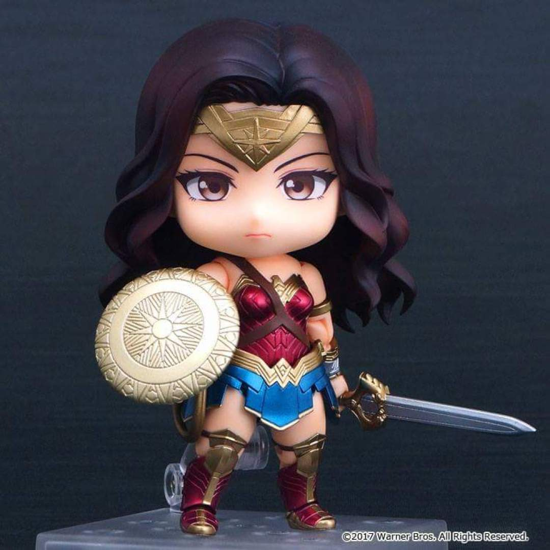 Wonder woman nendoroid