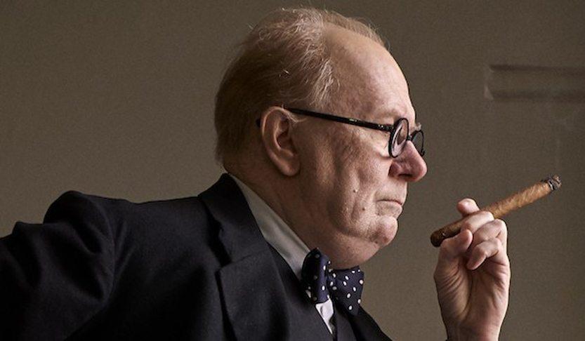 Winston Churchill in Darkest Hour