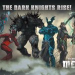 SDCC 2017 – The Evil Batman aka Dark Knights of Dark Nights: Metal Gets New Promotional