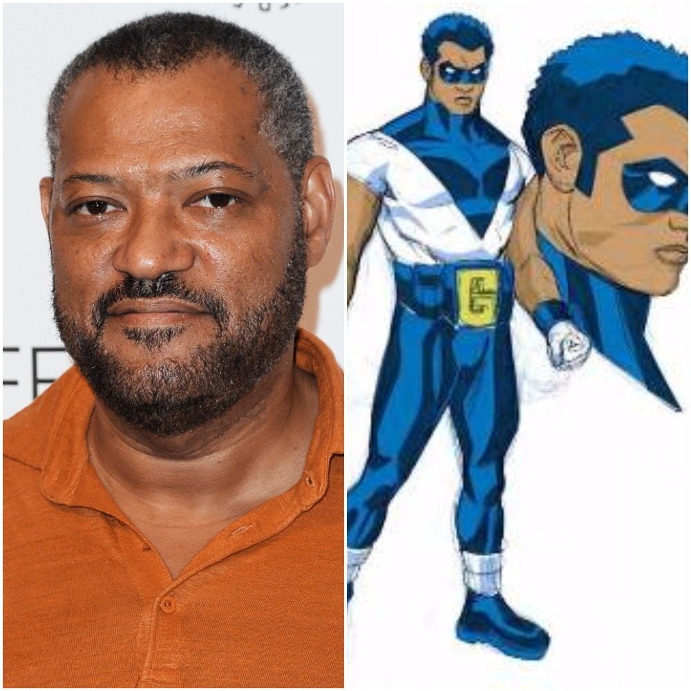sdcc ant-man and the wasp laurence fishburne