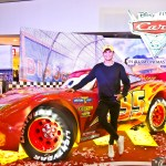 Life-Sized Lightning McQueen Model Now on Display at SM North EDSA
