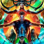 SDCC 2017 – New Thor: Ragnarok Poster is Psychedelic as Heck